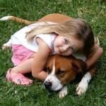 Animalele si copiii